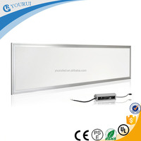 Dimmable 30w 48w 600x600 300x1200mm wall mounted led panel light square led ceiling lamp