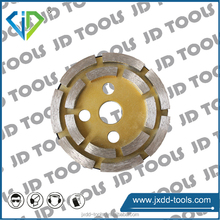 100mm Double row diamond disk for concrete