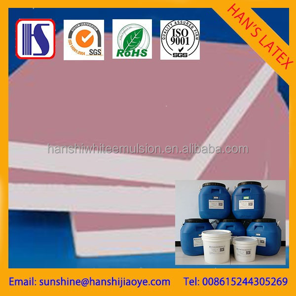 Han's green environmental protection Gypsum board adhesive made in china