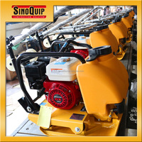 Honda GX160 Engine Powered Vibratory Plate Compactor Soil Tamper