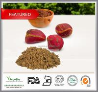 Top quality Kola nut extract wholesale, Food supplement Kola nut extract 5% Caffeine powder in bulk