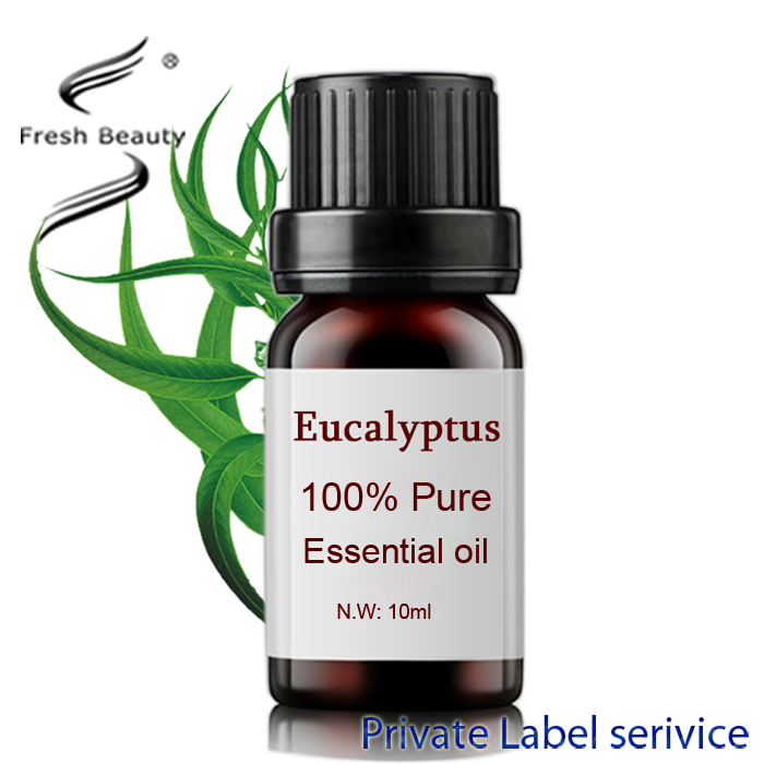 100% pure eucalyptus essential oil for anti acne & effective in clearing up pores
