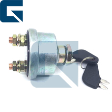 E320B E320C CAT Excavator Ignition Switch 7N0718 7N-0718 with 2 <strong>Keys</strong>