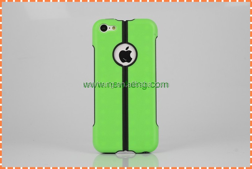 hot selling stand PC case for iPhone5c