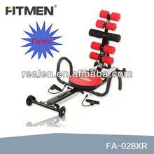 2016 hot total core, twiste machinet,patent design FA-028XR