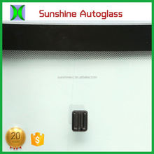 Low prices very cheap high grade factory price front auto glass