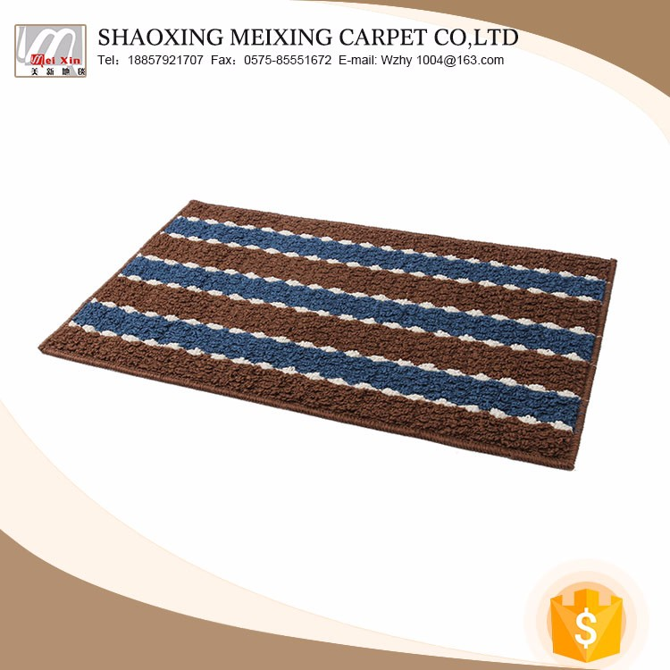 Absorbent door mats entrance carpet rug