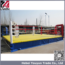 Hot Sale Training Floor Small Boxing Ring In UWIN Company