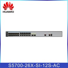 huawei switch exporter S5700-26X-SI-12S-AC GE 12 ports sfp gigabit switch