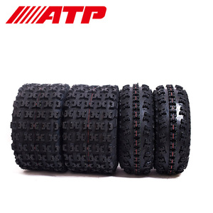 High Quality ATV/UTV Tire,22x11-9 6ply Natural Rubber DOT E4 ATV Tires