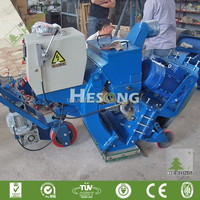 Concrete / Asphalt Road Surface Shot Blasting Cleaning Machine For Sale