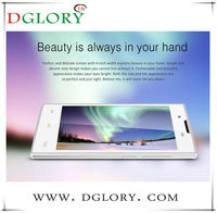 LEAD4 3.97 inch MT6572 Dual core 1.0Ghz Processor 800*480 512MB/4GB android mobile phone