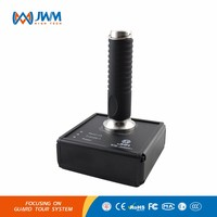 JWM LED Wireless Touch University Dormitory Building Touch Guard Patrol System