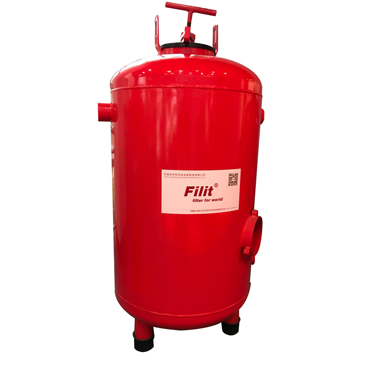 Fast delivery rapid sand filter gold supplier