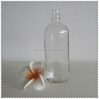 1 oz bottles glass car air freshener glass bottle