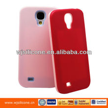 For Samsung S4 Mobile Case Cover PC+Silicone