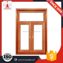 Low price professional aluminium casement bay window