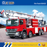 XCMG original manufacturer DG42C Aerial Platform fire fighting truck
