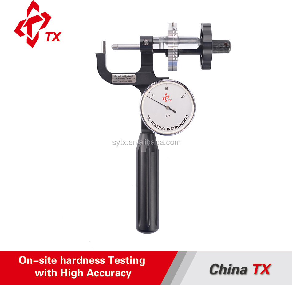 Direct Manufacturer Best Price TX PHR-1ST Metal Hardness of Materials Testing Equipment