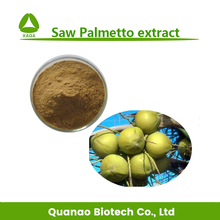Natural Saw Palmetto extract Fatty acid 10% 25% Saw Palmetto extract powder man health