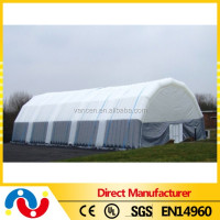Waterproof Large Inflatable Storage Warehouse Tent