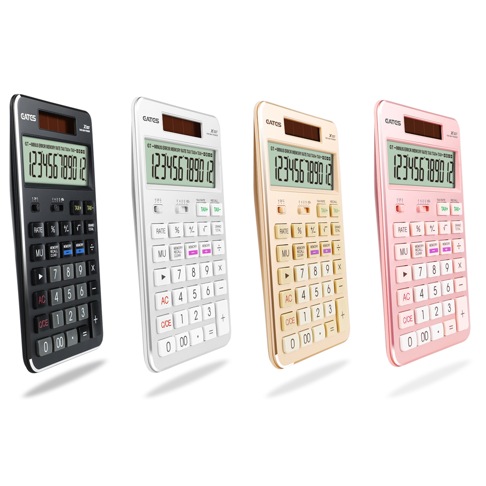 Hot Selling Promotional Gift Calculator Laser Engraving OEM Check Correct Function Calculator
