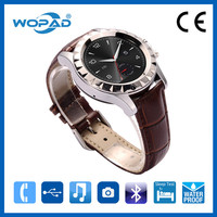 Smart Watch Phone Russian MMS Phone Watch Big Wristwatch Waterproof