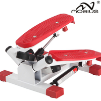 Home Gym Equipment Turntable Control Stepper