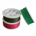 Low attenuation end glow PMMA plastic fiber optic cable for light transmission