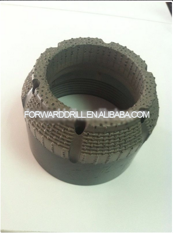 Surface-Set Diamond Core Drill Bit Hmlc For Concrete / Granite / Stone