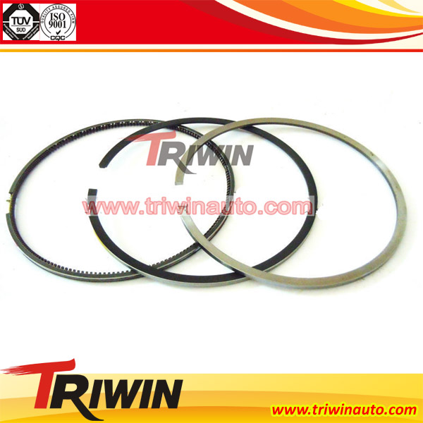 Triwin different type Auto parts standard size 58mm piston and rings