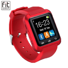 Wholesale Smart watch Android bluetooth U8 Smart Watches Remote Control Camera Mobile Smart Watch phone