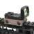 Red Dot Sight Made In China For Airsofts Guns Flip Red Dot Pistol Sight Holographic Reflex Sight Witgh .223/5.56 recoil