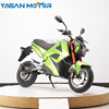 High Power 2000W 72V 20Ah Europe Street Legal Electric Motorcycle With EEC Approval