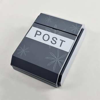 Custom made parete lettera box post box