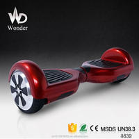2 wheeled self-balancing 5000 watts electric motor scooter