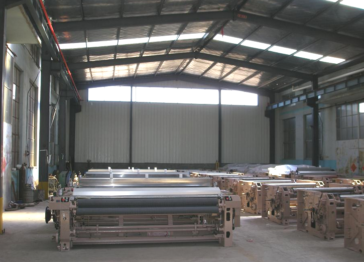 280cm/360cm/480cm double nozzle air jet loom