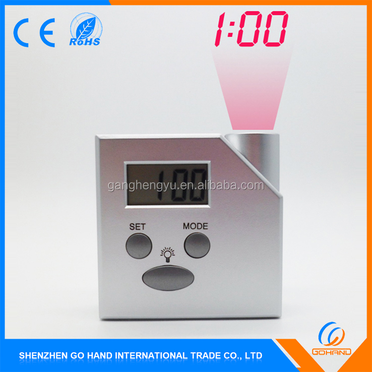 New Technique LED Large Display Digital Projection Clock Countdown