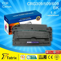 Black toner cartridge for canon CRG309 new product distributor wanted