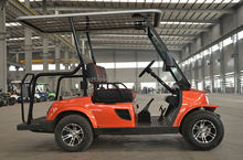 Solar Power Golf Cart 4Seats