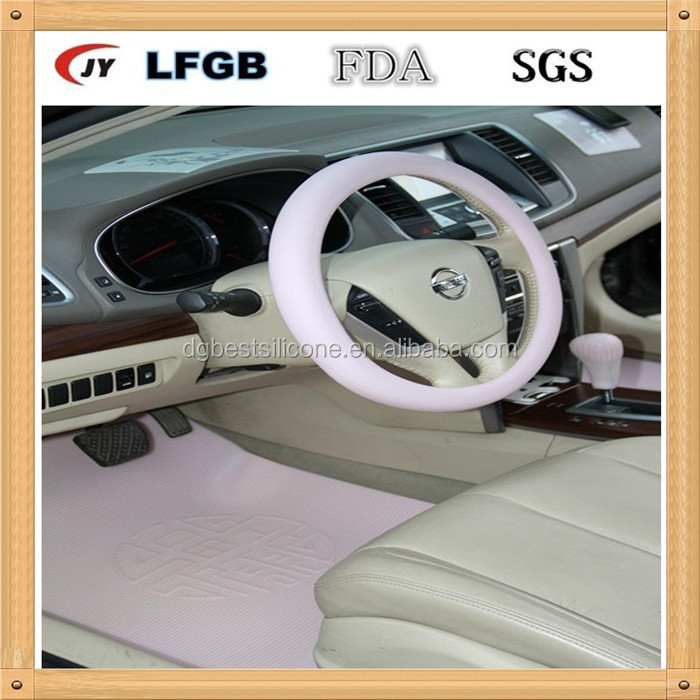 Steering Wheel Cover & Silicone Rubber Car Accessories