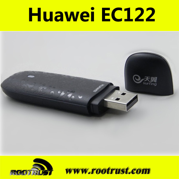 Hot selling Huawei EC122 3G wireless network card USB port UIM card