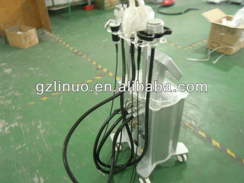 factory price ultrasonic liposuction cavitation vacuum machine