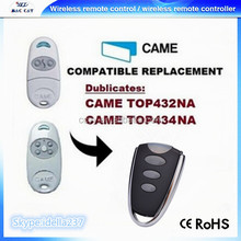 Universal Garage Door Gate Fob Remote Cloning CAME remote control TOP 432EV TOP-432NA