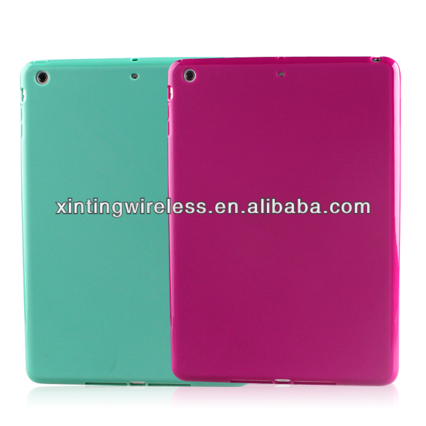 Good Quality TPU Back Cover For Apple Ipad Air Many Colors Available