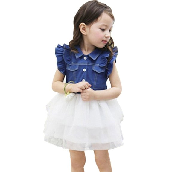 Best Wholesale Website Latest Kid Dress Frocks Designs Of Wholesale
