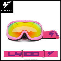 Anti-fog Kids Snow Ski Goggles in Fashion