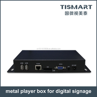 TISMART Android Smart IPTV Box for 1080P Media Player