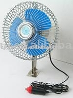 Mini Car Fan