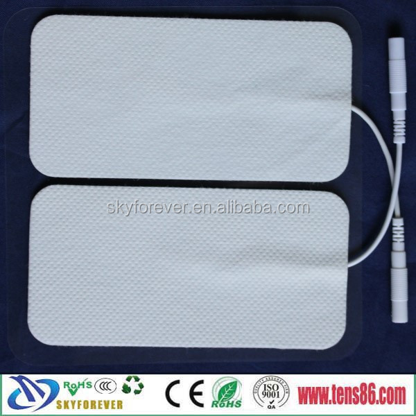2015Skyforever various Non-woven cloth pin type medical tens new brand product original Medical Adhesive pads EMS/TENS wholesale
